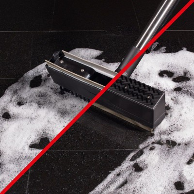 Mycie podłogi odkurzaczem George GVE370 Numatic