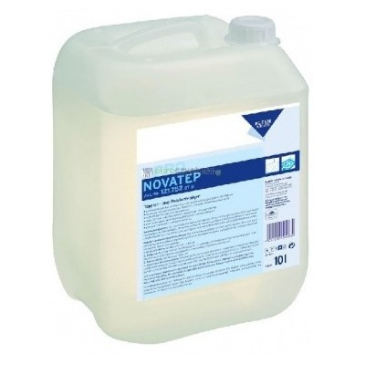 Kleen Novatep 10 l - środek czyszczący do prania tapicerek i dywanów