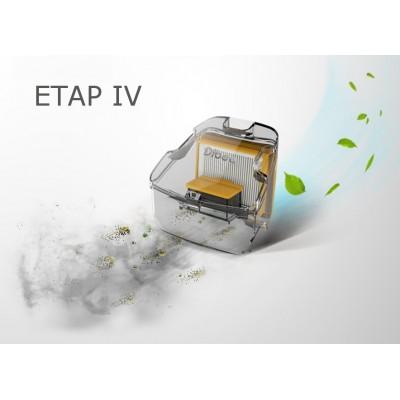 System filtracji HEPA zatrzyma wszystkie bakterie Dibea UV858