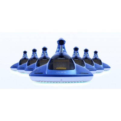 odkurzacz na roztocza z lampą UV Dibea UV808