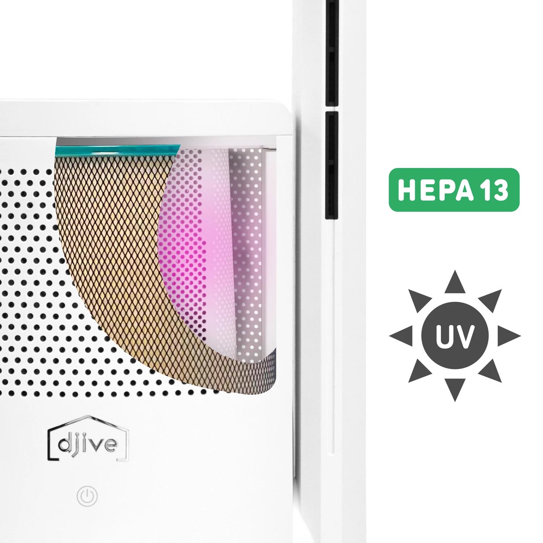 HEPA H13 w wentylatorze