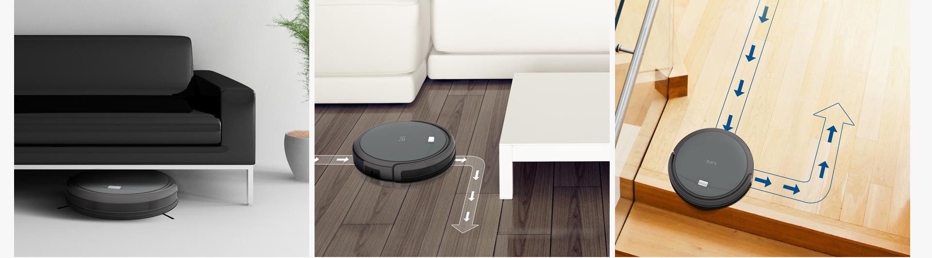 Robot ILIFE A4s zestaw czujników