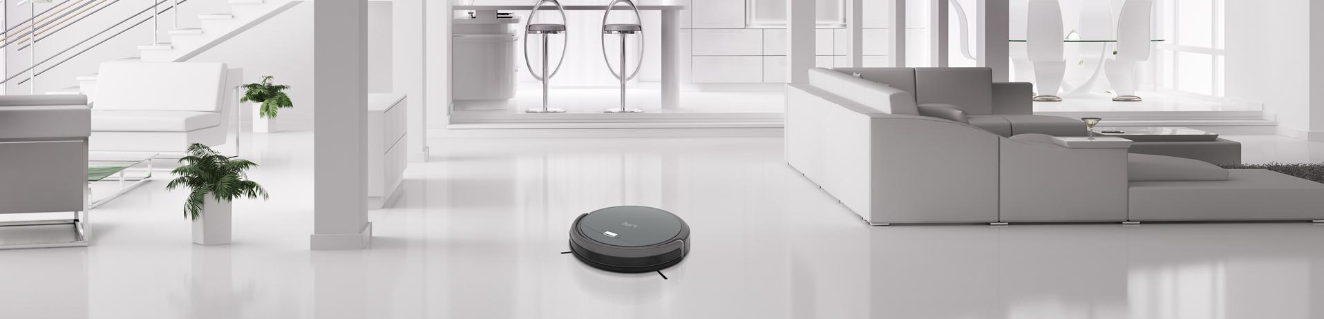 Robot ILIFE A4s bateria litowo-jonowa