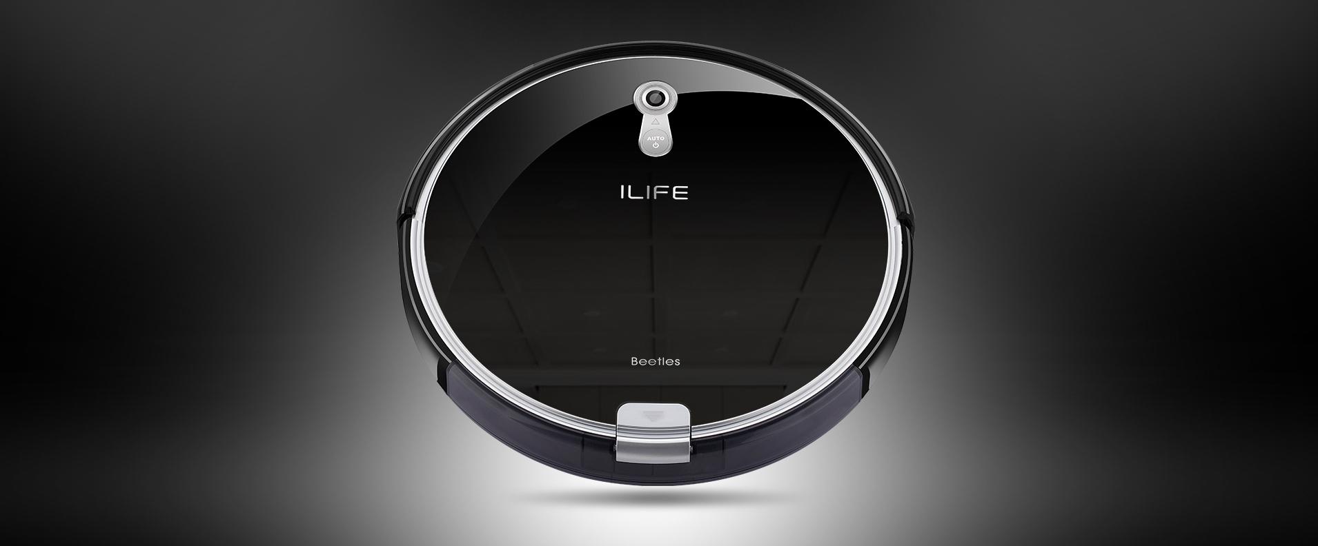 odkurzacz samojezdny ILIFE A8 nowoczesny design
