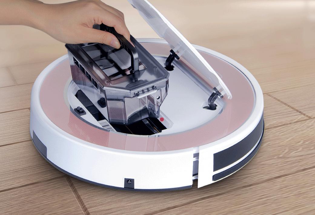 Robot ILIFE V7s Plus zbiornik
